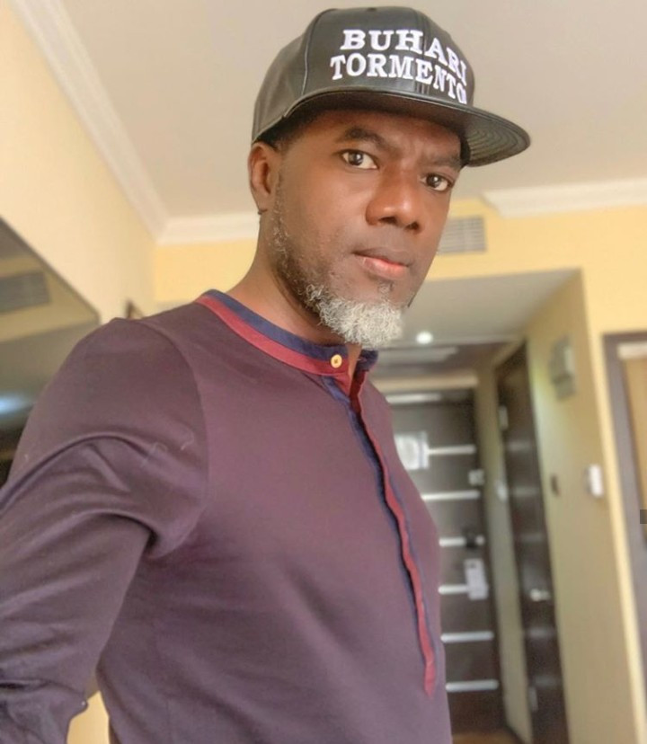 "Reno Omokri says ""prayer"" for himself and for follower who accused him of travelling the world with money stolen from Nigeria"