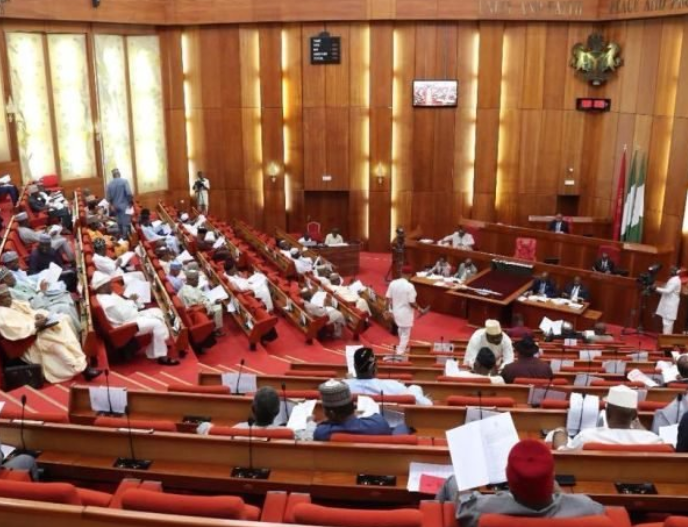 Nigerian Senate to reduce political parties from 91 to Five