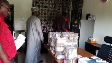 EFCC recovers N65.5m from Zamfara INEC Office