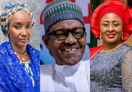 President Buhari 'His rumoured' New Wife thumbnail