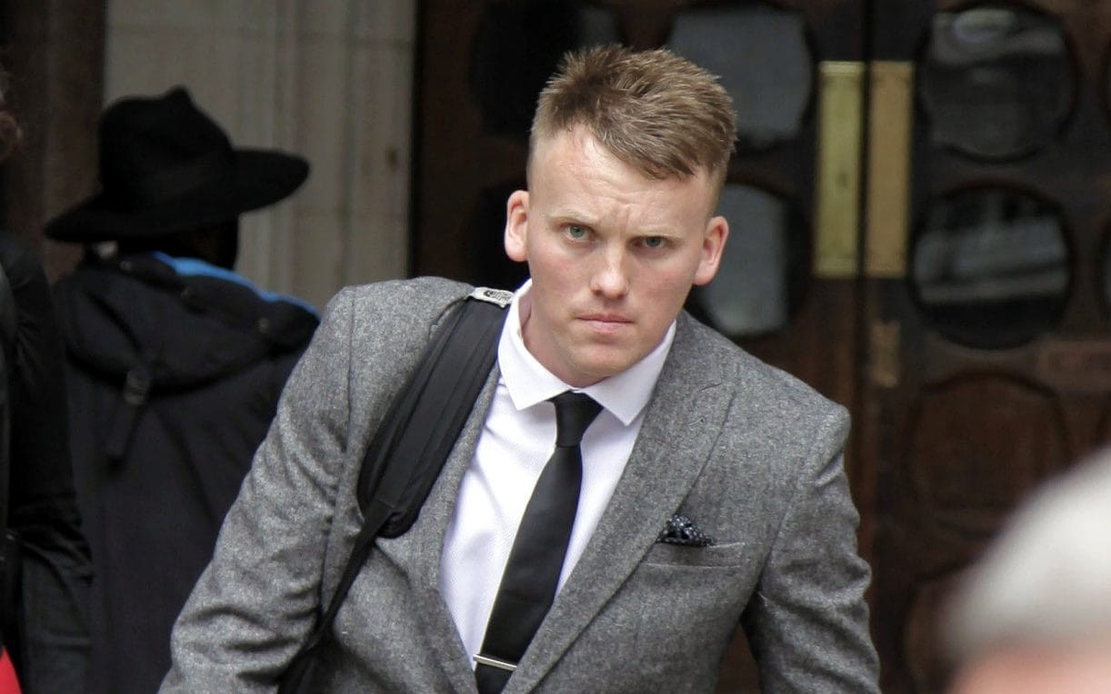 Army sergeant demoted, jailed for twisting nipples of ?raw recruits? and punching them