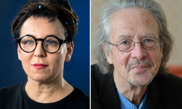 Olga Tokarczuk, Peter Handke win the Nobel Prize for Literature