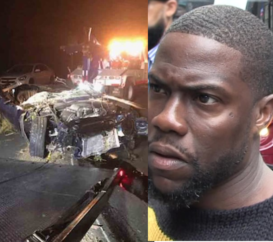 Cause of Kevin Hart