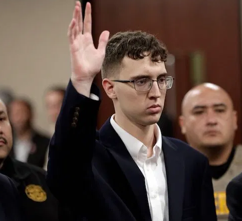 21-year-old man Patrick Crusius accused of killing 22 people in Texas mass shooting pleads 'not guilty' thumbnail