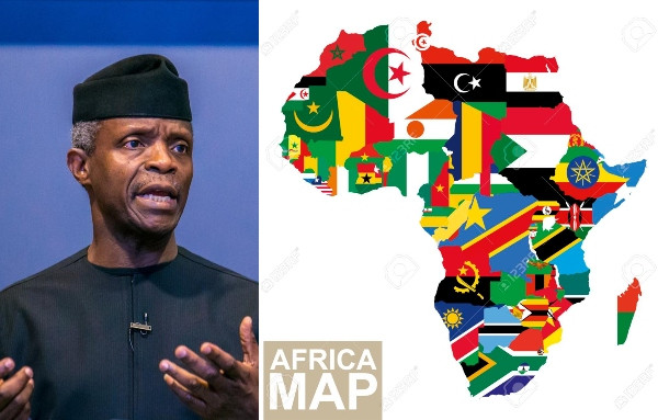 All African countries are corrupt - Osinbajo