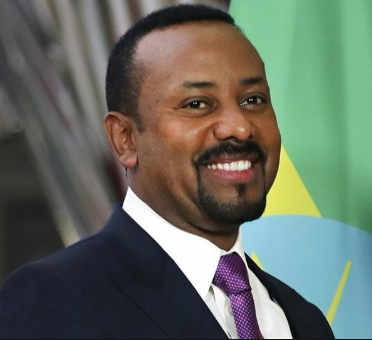 Ethiopian Prime Minister, Abiy Ahmed Ali wins?Nobel Peace Prize for 2019