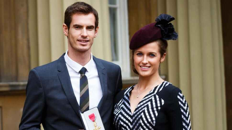 Tennis star Andy Murray reveals he is expecting his third child with wife Kim Sears