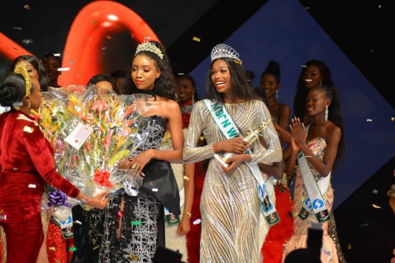 Miss Rivers, Nyekachi Douglas crowned ?Most Beautiful Girl in Nigeria? 2019 (Photos)