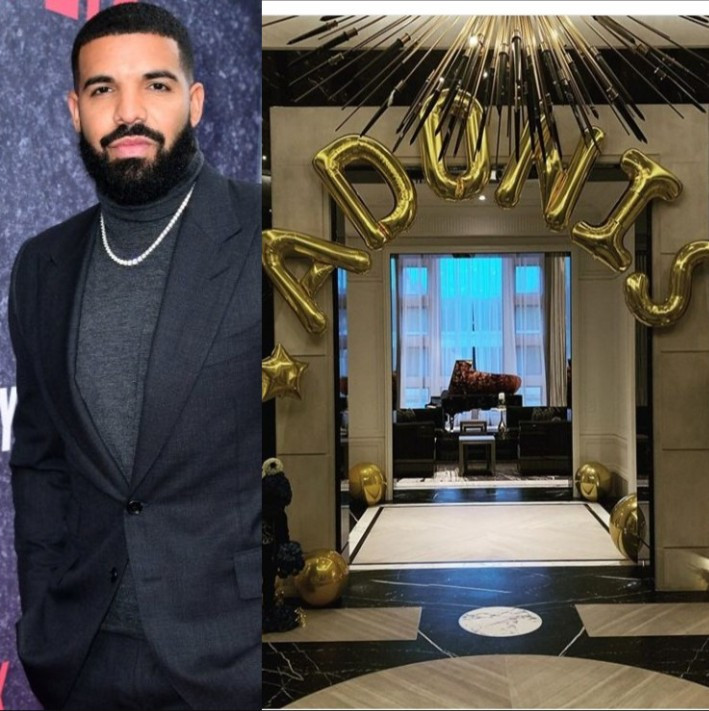 Drake celebrates his son's second birthday