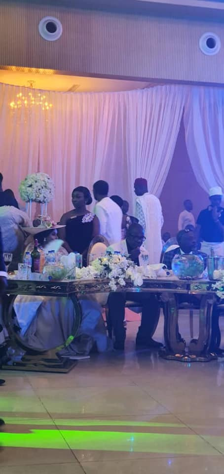 #Meettheudus: Photos and videos from the wedding ceremony of billionaire, Sir Emeka Offor