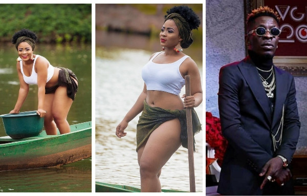 I started having sex at the age of 12 - Shatta Wale?s rumoured girlfriend, Kisa Gbekle says