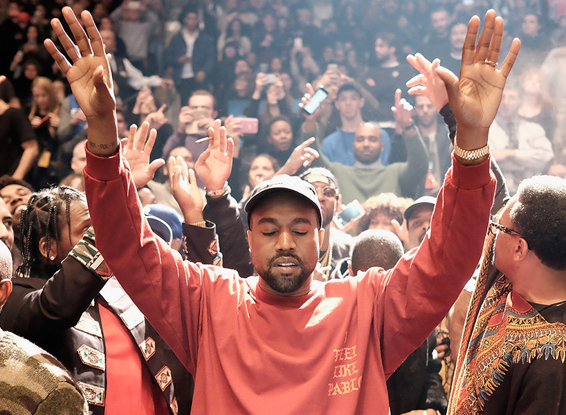 Kanye West confirms he has converted to Christianity (Video)