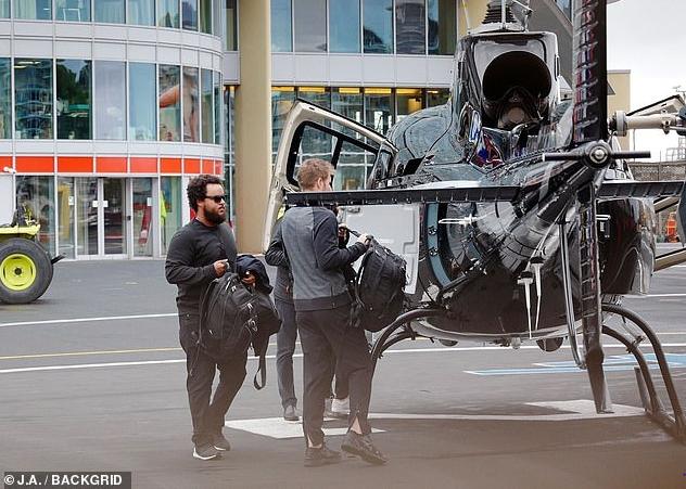 Rare photo of Tom Cruise