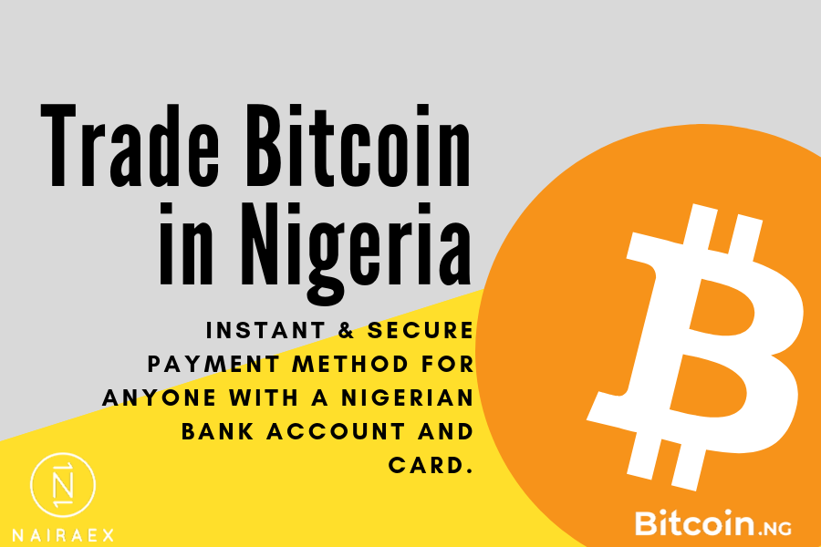how to buy and sell bitcoin in nigeria