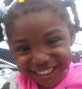 Police release picture of 3-year-old girl kidnapped from birthday party after couple lured her with sweets, say she is in