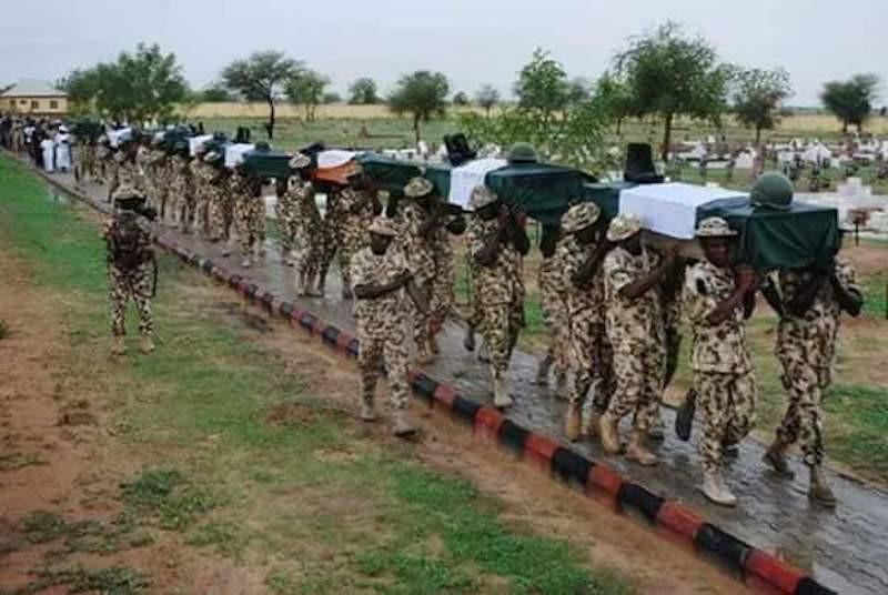 Boko Haram has killed 847 soldiers in Borno - Senator Ali Ndume