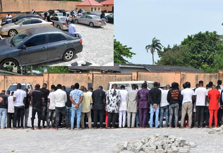 Update: EFCC frees 13 out of 94