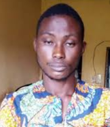 Photo: Man arrested for beating his wife to death in Ogun