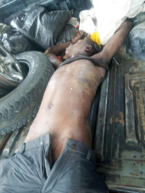 "Another notorious kidnap kingpin ""Agbaisiegbe"" shot dead by police in Rivers"