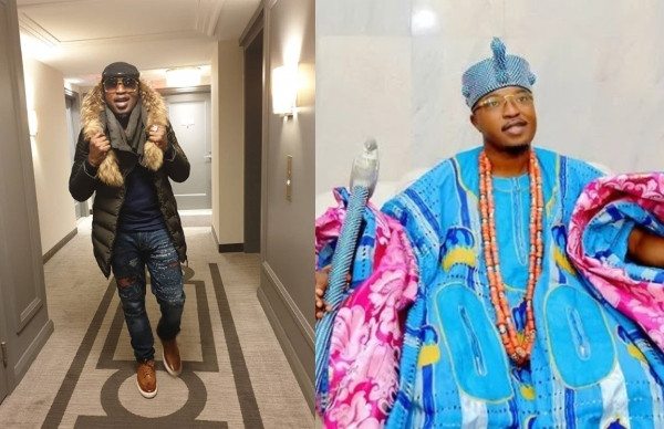 Oluwo of Iwo Land begs not be criticized after dumping his traditional outfit