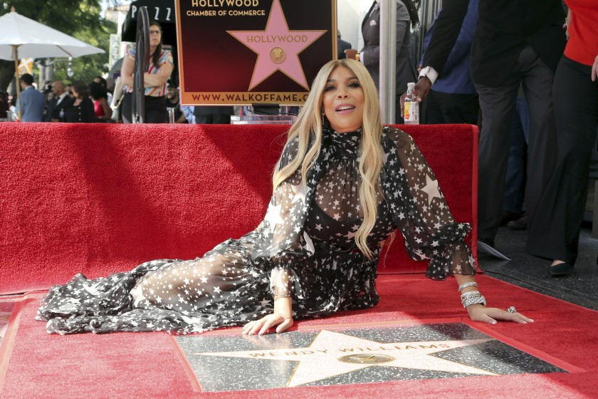 Wendy Williams honored with Star on Hollywood Walk of Fame (Photos)