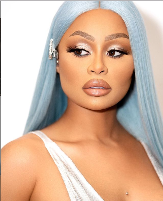 Blac Chyna flaunts major sideboob in new sexy photos