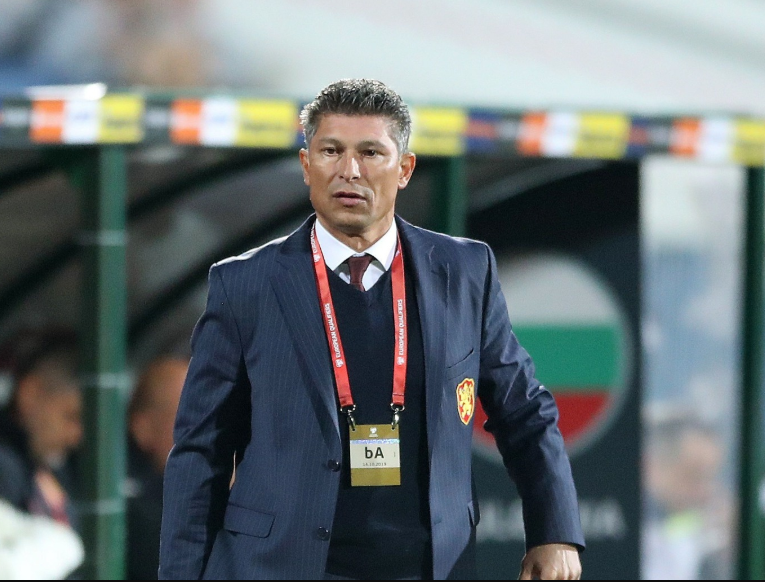 Bulgaria head coach Krasimir Balakov resigns following racist abuse of England players