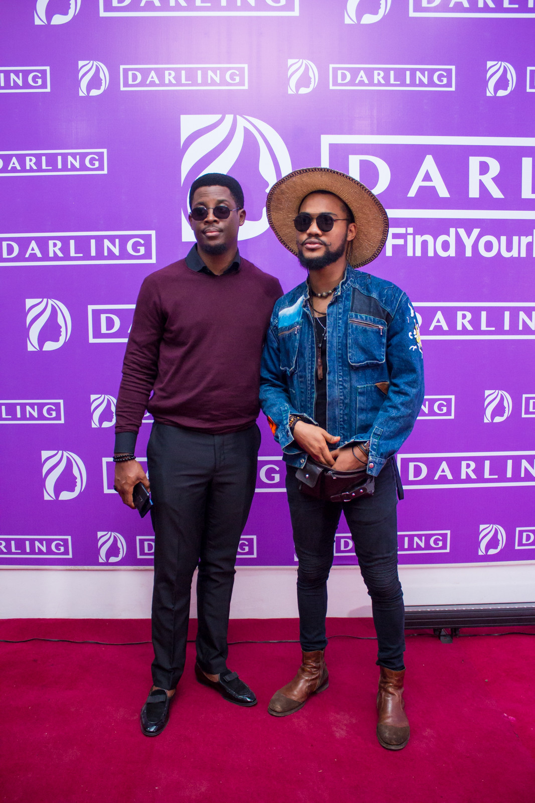 Darling hosts BBNaija housemates; redeems cash prizes for Darling task winners