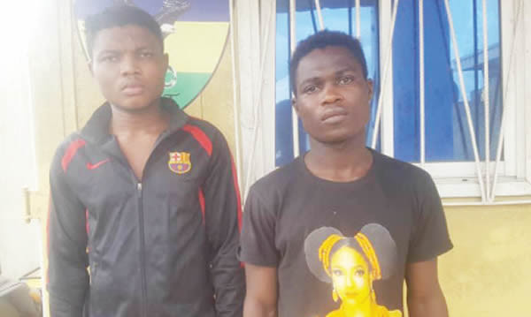 I became a robber after my N70,000 phone was stolen in a bus - Suspect who robbed businessman of N4.4m jewelry and raped his housemaid