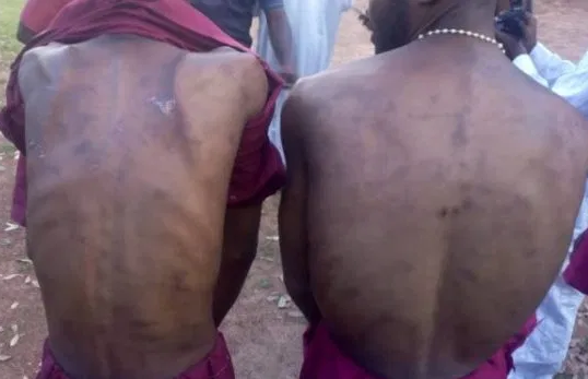 New set of?147 inmates evacuated from another?illegal detention in Kaduna State (Photos)