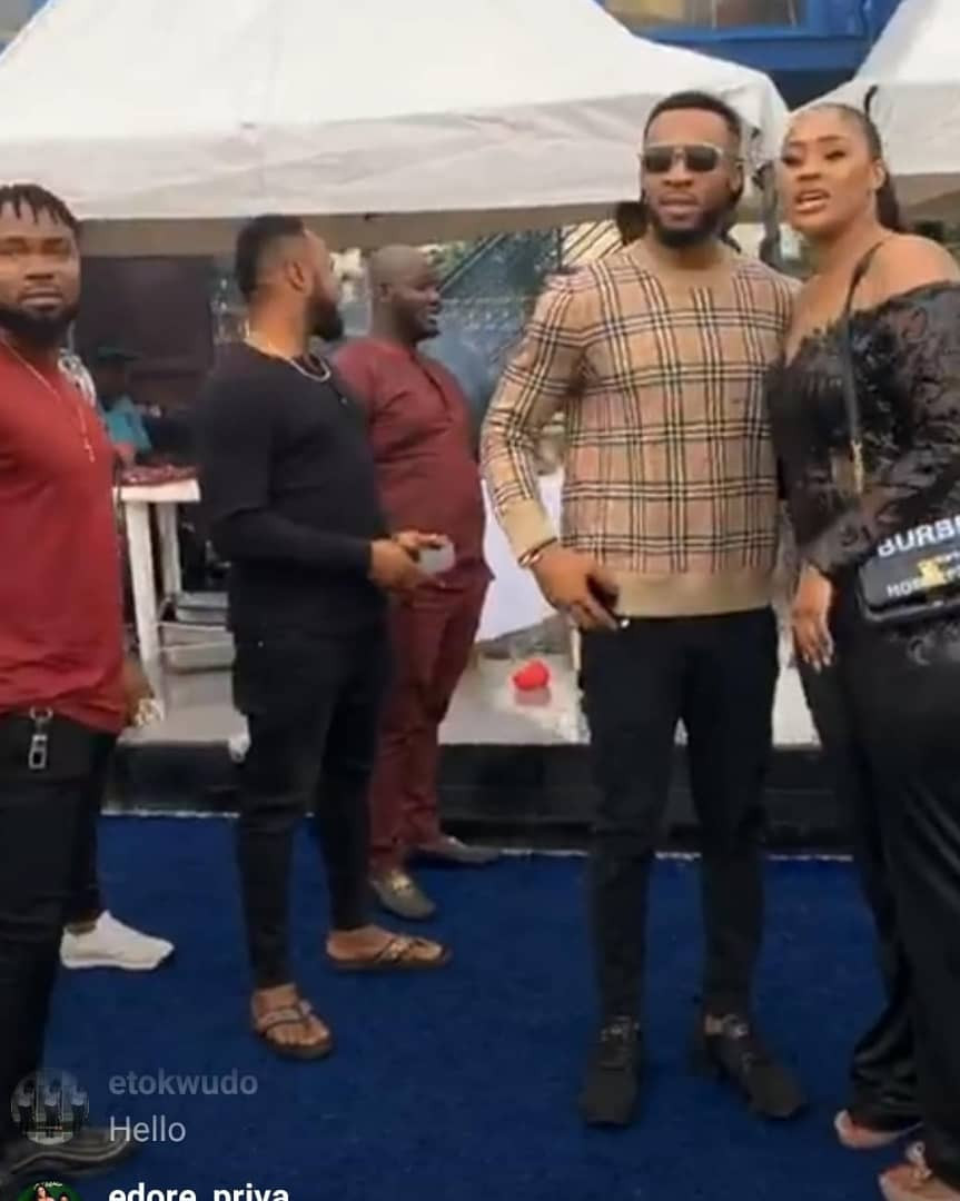 Photos/Video from Flavour and Sandra Okagbue