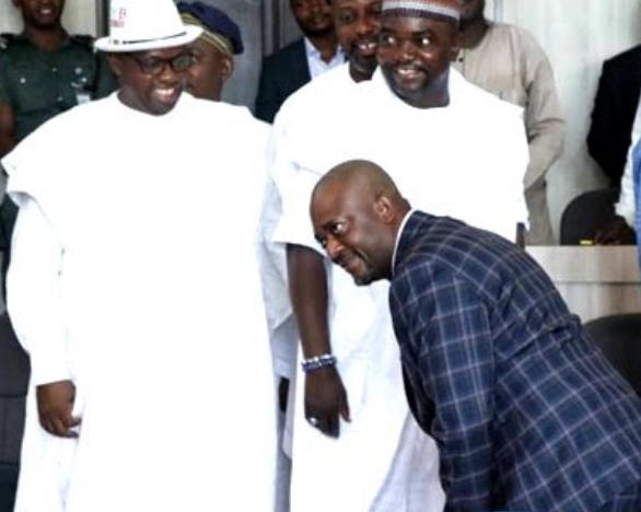 Kogi State Assembly confirms Edward Onoja as new deputy governor