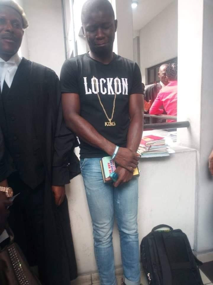 Port Harcourt hotel serial killer set to be arraigned in court (photos)