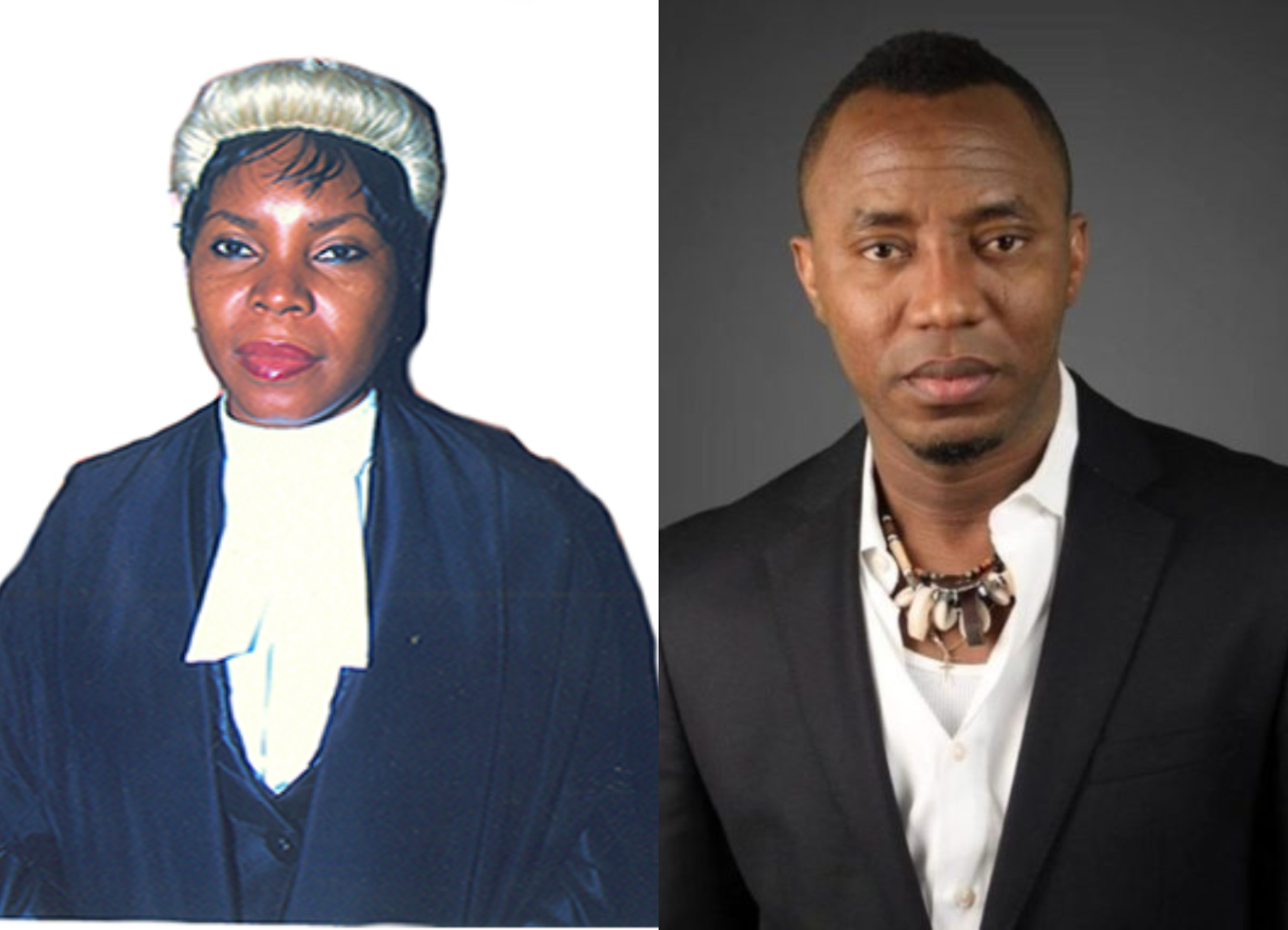 I?m concerned no one is willing to stand as Sowore?s surety - Judge