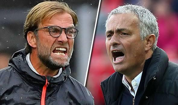 Jose Mourinho hits back at Jurgen Klopp for criticism of Manchester United