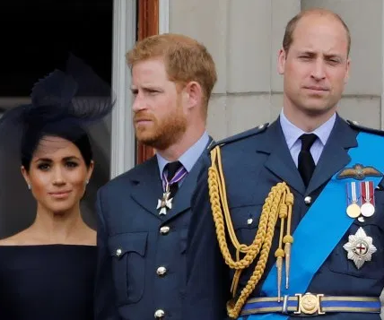 Prince William 'very worried' about Prince Harry and Meghan Markle after watching their emotional documentary
