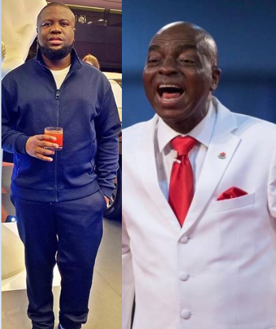 """If Christ were to visit Dubai today, he would more likely stay in Hushpuppi 's house than in Oyedepo's"" Daddy Freeze says and gives reason"