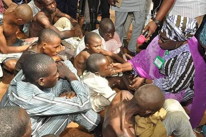 11 inmates rescued as police uncover yet another torture home in Zaria
