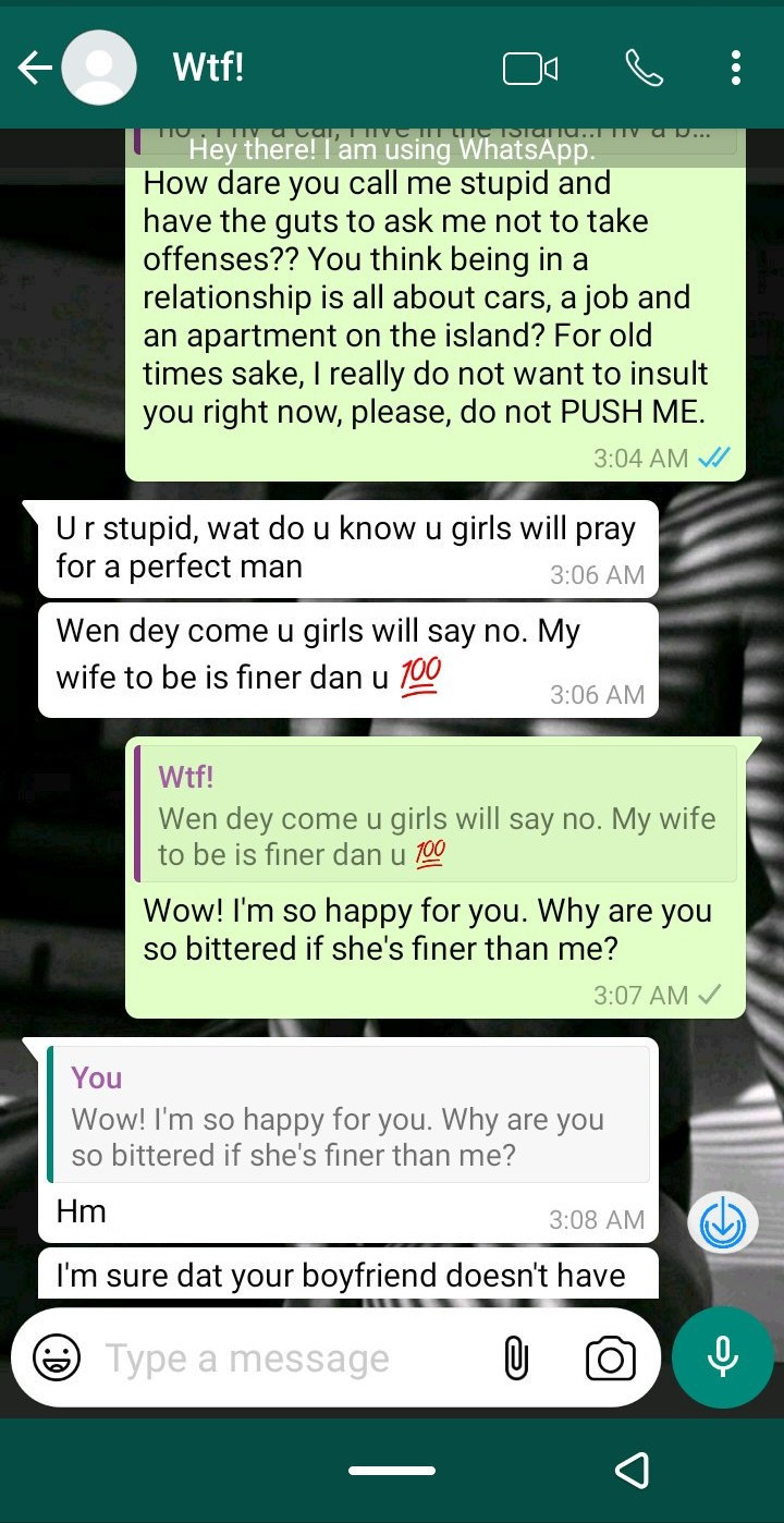 Twitter user shares message she received from a man whose proposal she refused