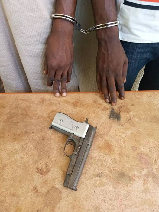 Police smash notorious armed robbery syndicate in Katsina after gun duel