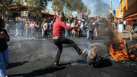 3 Nigerians injured in South Africa in new wave of xenophobic violence