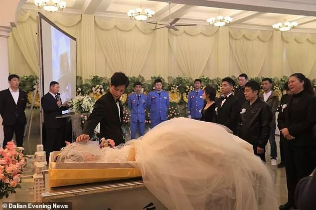 ?Heart-broken fiance marries his partner