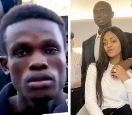 Police arrest 24-year old man who threatened to assassinate?Regina Daniels