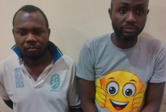 Fraudsters who sow seeds in churches with proceeds of crime arrested