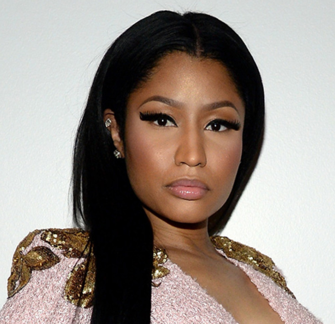 """Aint pushing out his babies till he buy da rock"" Nicki Minaj says"