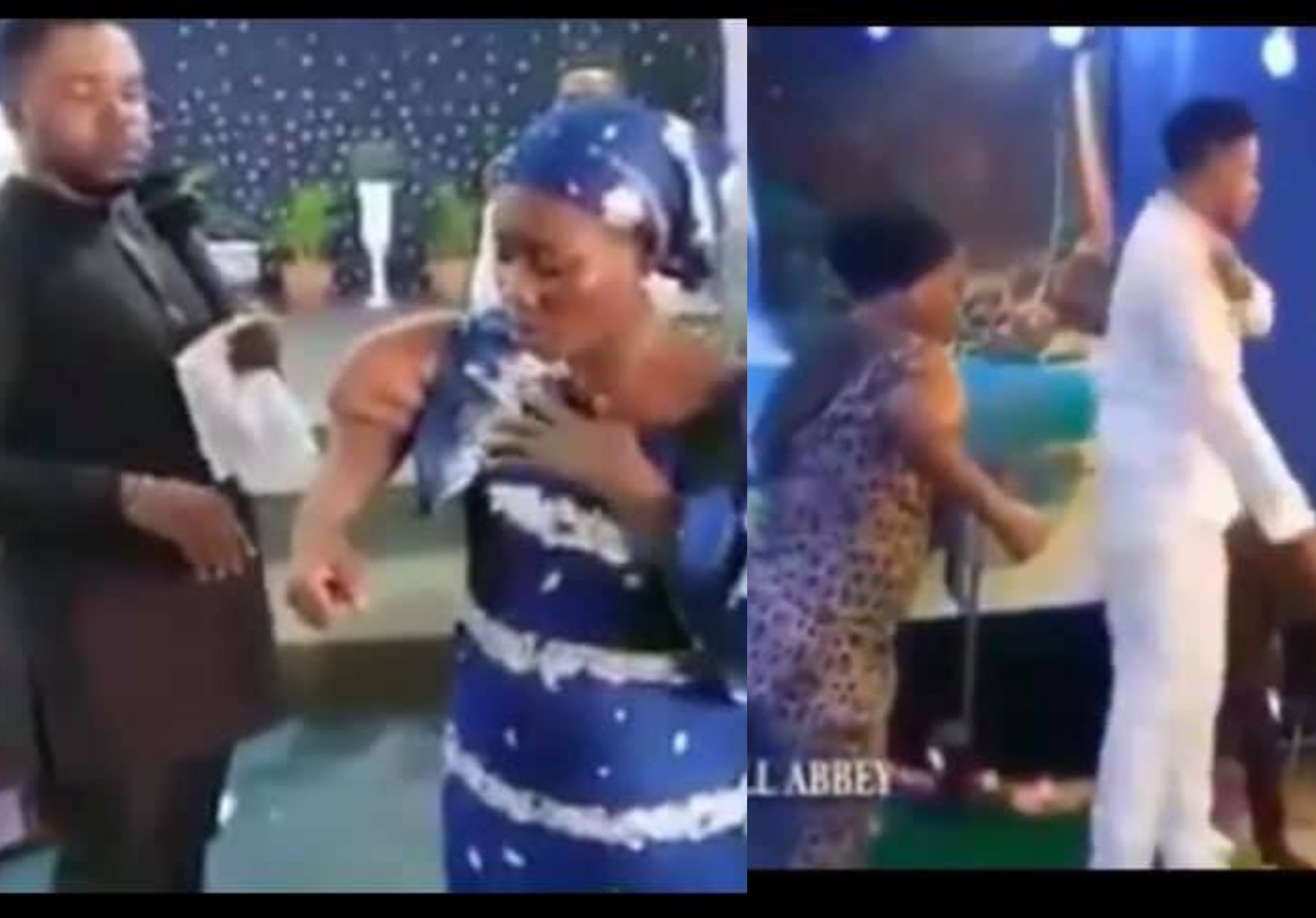 Video: Two other Pastors that used same lady for same miracle exposed again