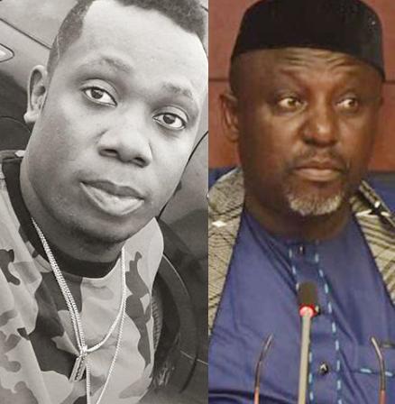"""Duncan Mighty writes open letter to Rochas Okorocha, says """"my life is being threatened because of money you paid for me to record a song"""""""