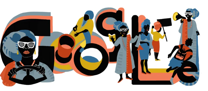 Google Doodle celebrates Funmilayo Ransome-Kuti who would have celebrated her 119th birthday today