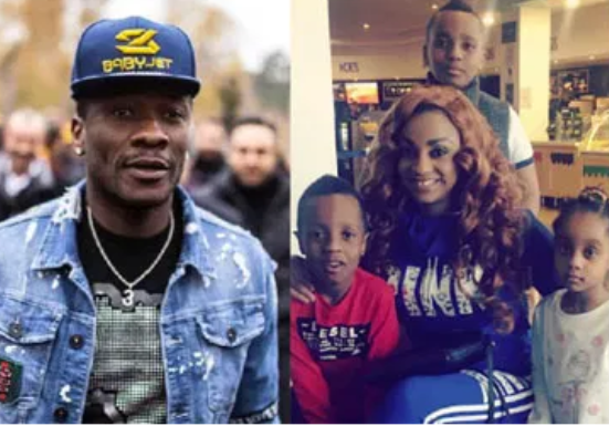 Court orders Ghanaian striker, Gyan to pay his estranged wife £18,450.74 as maintenance fee