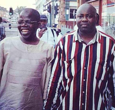 Asiwaju Bola Ahmed Tinubu has his gaze firmly fixed on the Nigerian Presidential seat - Dele Momodu